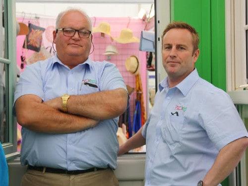 Con Bergin, Limerick Product Adviser and Brendan Dillane, Managing Director