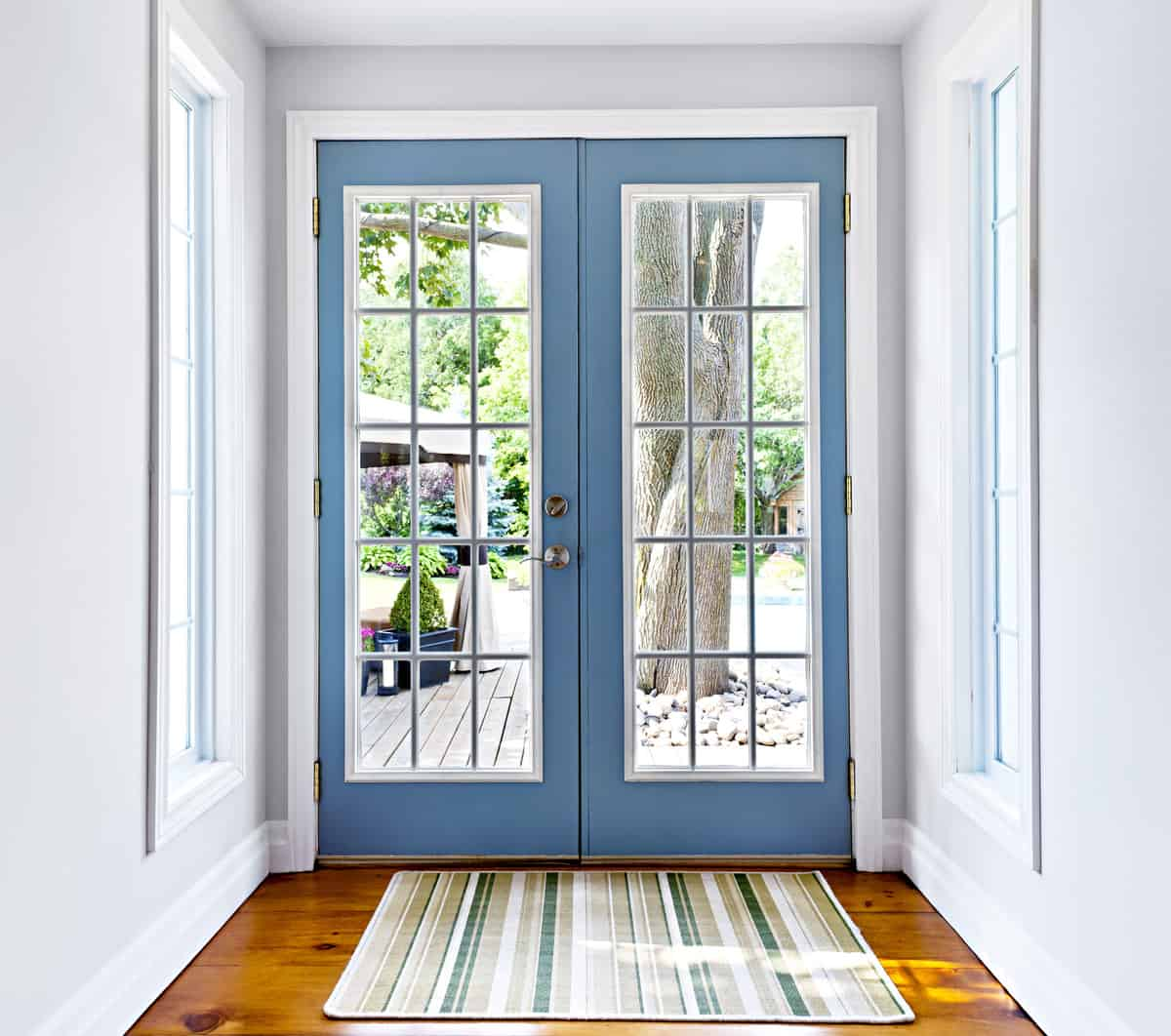 Bring the outside in the benefits of installing french patio doors
