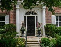 composite exterior doors
