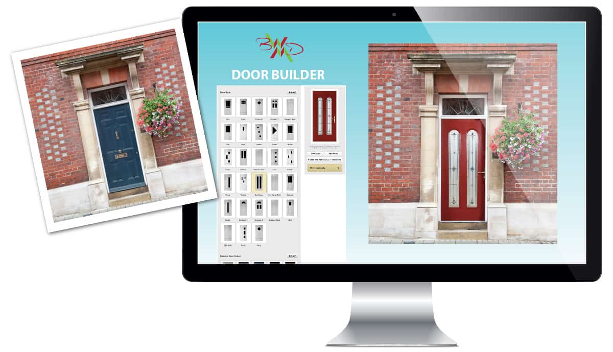 virtual door builder