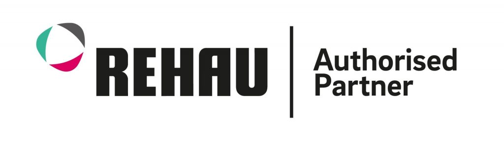 Rehau authorised partner logo