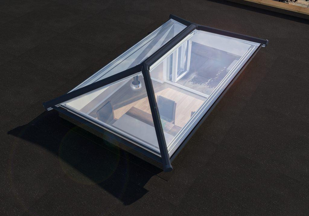 Ultraframe lantern skylight