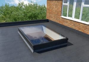 Ultraframe flat skylight