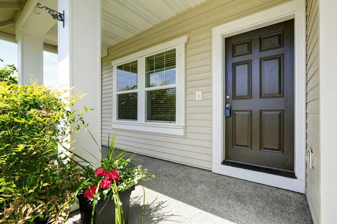 energy-efficient exterior doors